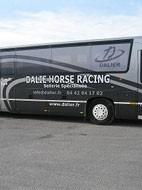DALIE HORSE RACING, Equipement (Jockeys, Drivers, Selleries, Divers)